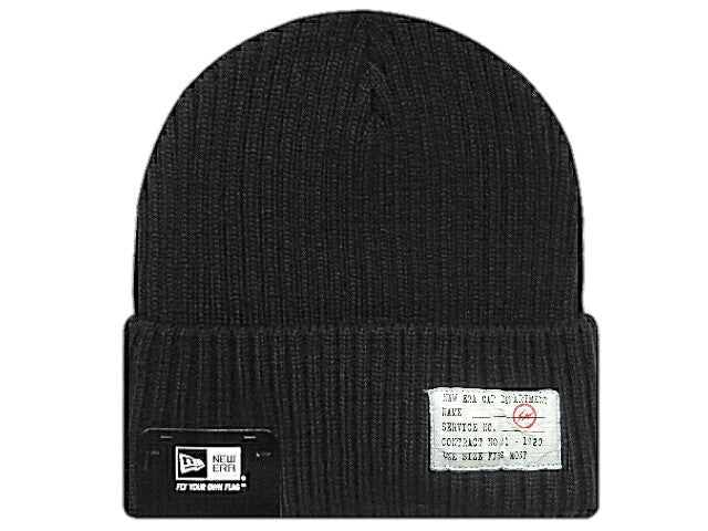Fragment X New Era Military Beanie (4 Colours) – Superbored Clothing Ltd. 7bf3fac4aac1