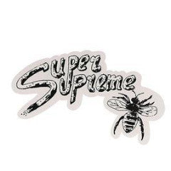 Super Supreme Sticker