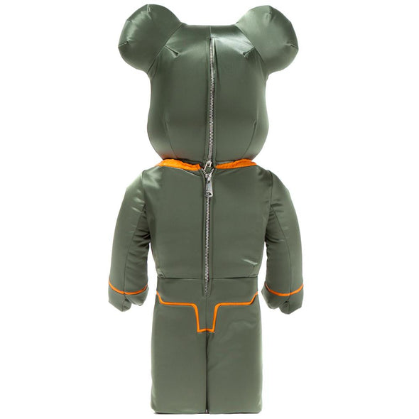 Medicom Toy BE@RBRICK x PORTER Tanker Special Edition 1000% / Sage Green