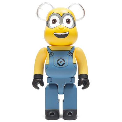 Dave Minion Despicable Me 3 1000% Be@rbrick