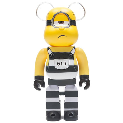 Mel Minion Despicable Me 3 400% Be@rbrick