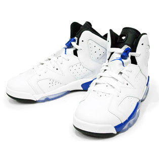 NIKE AIR JORDAN 6 RETRO BG (384665-107)