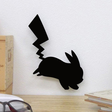 Pokemon Pikachu Wall Light Led #2