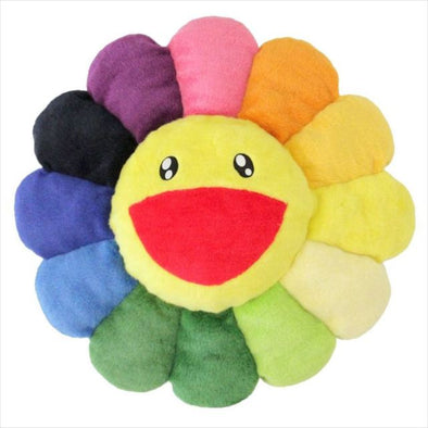 Takashi Murakami Rainbow Flower Cushion (3 Size)*
