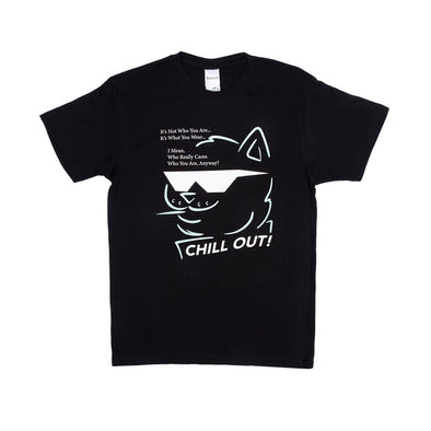 RIPNDIP Chill Out Tee (Black)