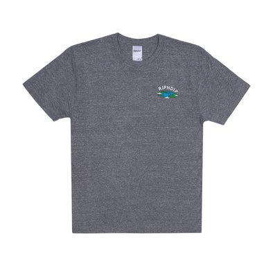RIPNDIP Flat Tee (Gray Heather)
