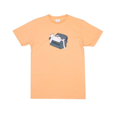 RIPNDIP Noodles Tee (Orange)
