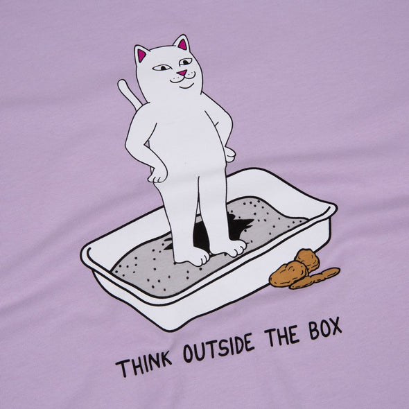 RIPNDIP Think Outside Tee (Lavender)
