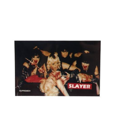 Supreme Slayer Sticker