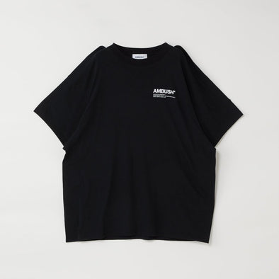 AMBUSH Fin Tee (Black)