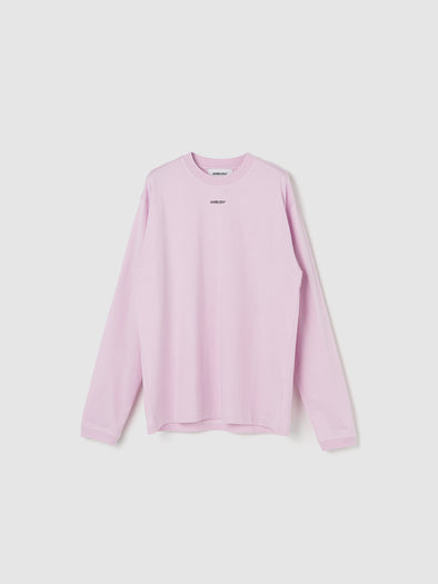 AMBUSH XL LOGO LS T-SHIRT (Pink)