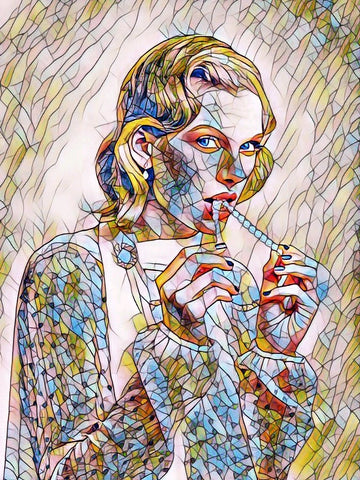 Taylor Swift Fame Art