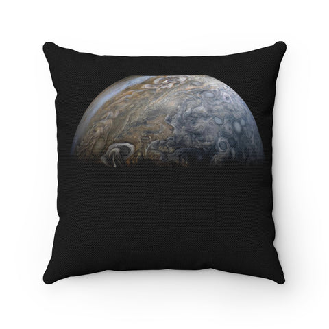 Saturn Juno Fly By Pillow