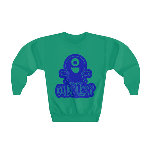 fpv-depot - Cuddles Child's  Crewneck Sweatshirt - Kids clothes - Printify