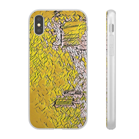 fpv-depot - Yellow Flexi Cases - Phone Case - Printify