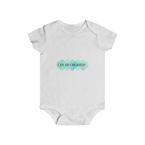 fpv-depot - Organism Infant Snap Tee - Kids clothes - Printify
