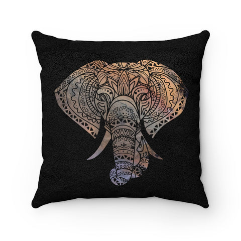 fpv-depot - Elephant Earth Skin Pillow - Home Decor - Printify