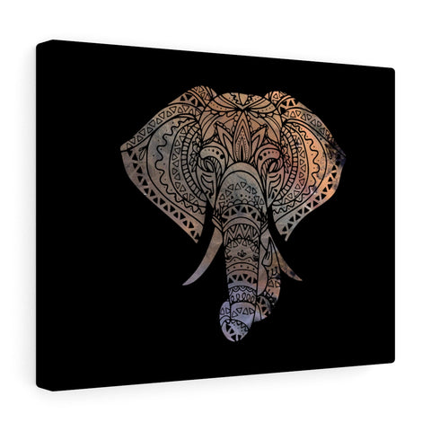 fpv-depot - Elephant Earth on Canvas - Canvas - Printify