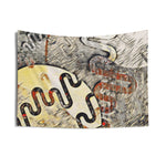 Lines Wall Tapestries