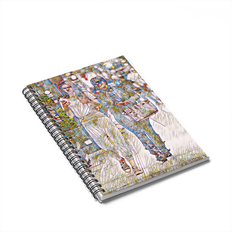 fpv-depot - Kylie and Kris Spiral Notebook - Paper products - Printify