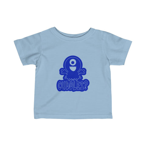 fpv-depot - Cuddles Infant Fine Jersey Tee - Kids clothes - Printify