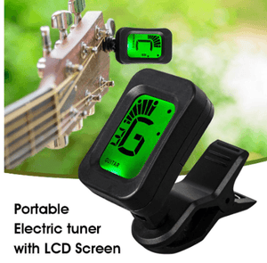 UNIVERSAL GUITAR TUNER-TECHMONOVO