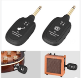 Wireless Guitar Amplifier System | Transmitter & Receiver