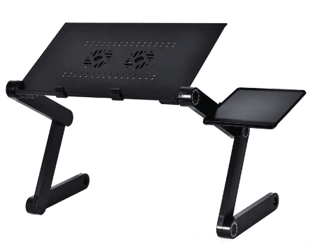 ADJUSTABLE LAPTOP DESK-TECHMONOVO
