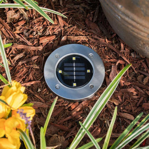 Solar Powered LED Lights-TECHMONOVO