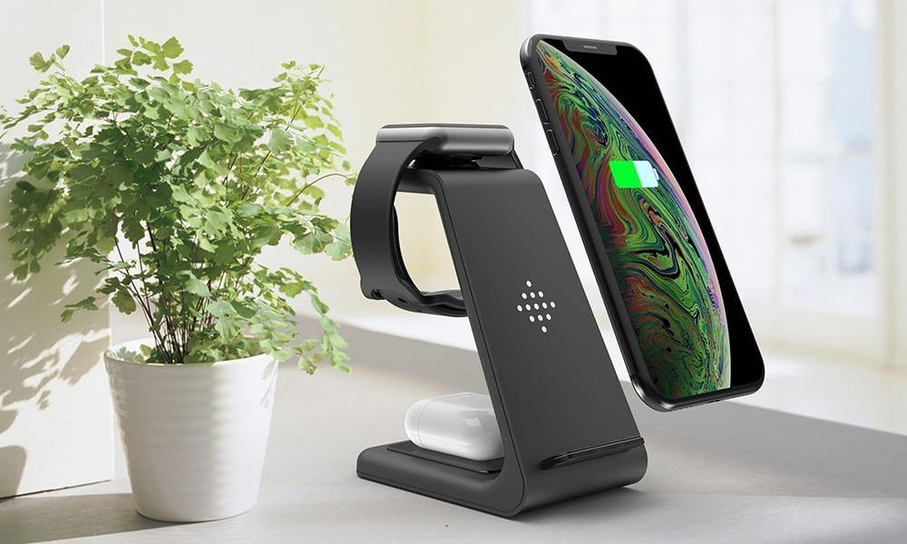 RAX Ultimate All-In-One Charger Station-TECHMONOVO