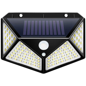 Motion sensor solar waterproof light-TECHMONOVO