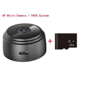 A9 WiFi 1080P Full HD Camera Night Vision Wireless IP