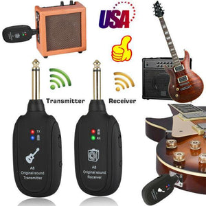 Guitar Wireless System Transmitter