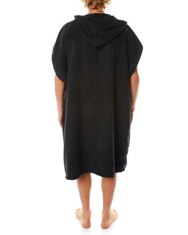 Monsoon Change Towel - Black