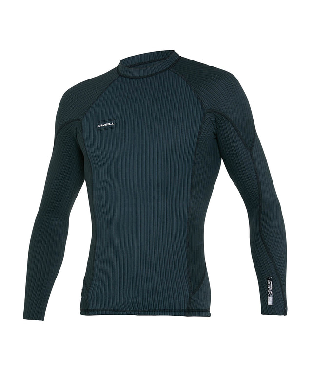 Hyperfreak 1.5mm TB3X Long Sleeve Wetsuit Jacket - Ghost Green