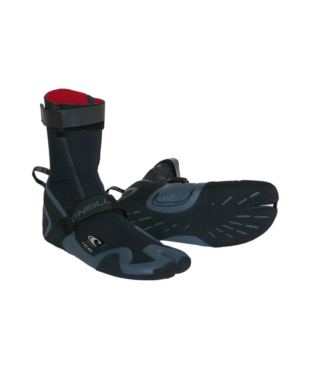 Psycho Tech 5mm Split Toe Wetsuit Boot - Black