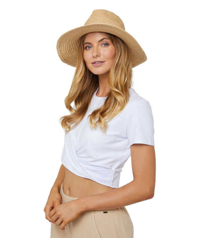 Hastings Hat - Natural