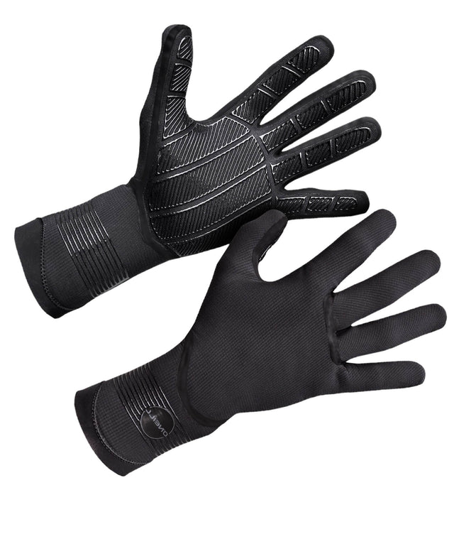 Psycho Tech 3mm Wetsuit Glove - Black