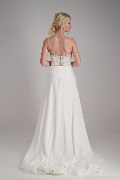 KAREN CHIFFON - Wedding Dress Molteno