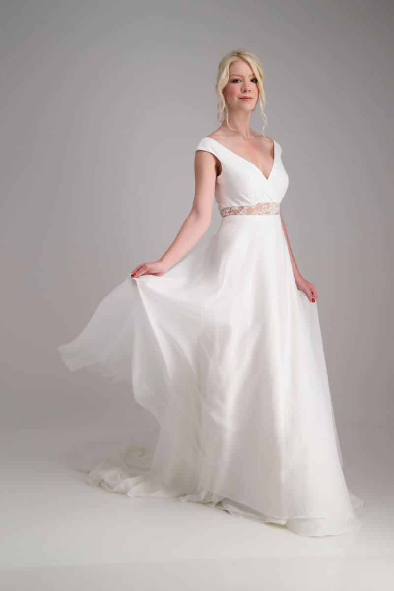 KEILY CHIFFON - Wedding Dress Molteno