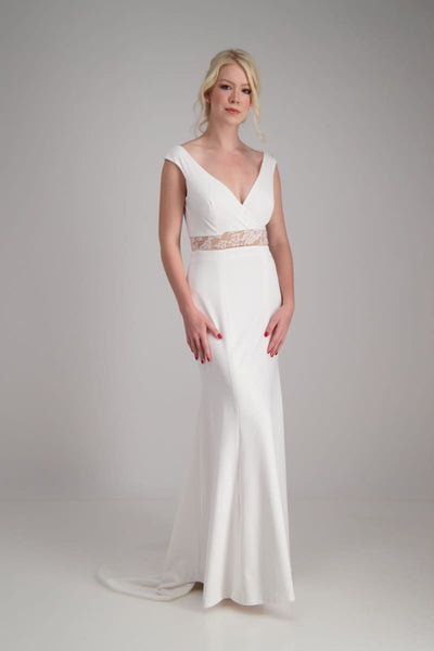 KEILY FIT AND FLARE - Wedding Dress Molteno