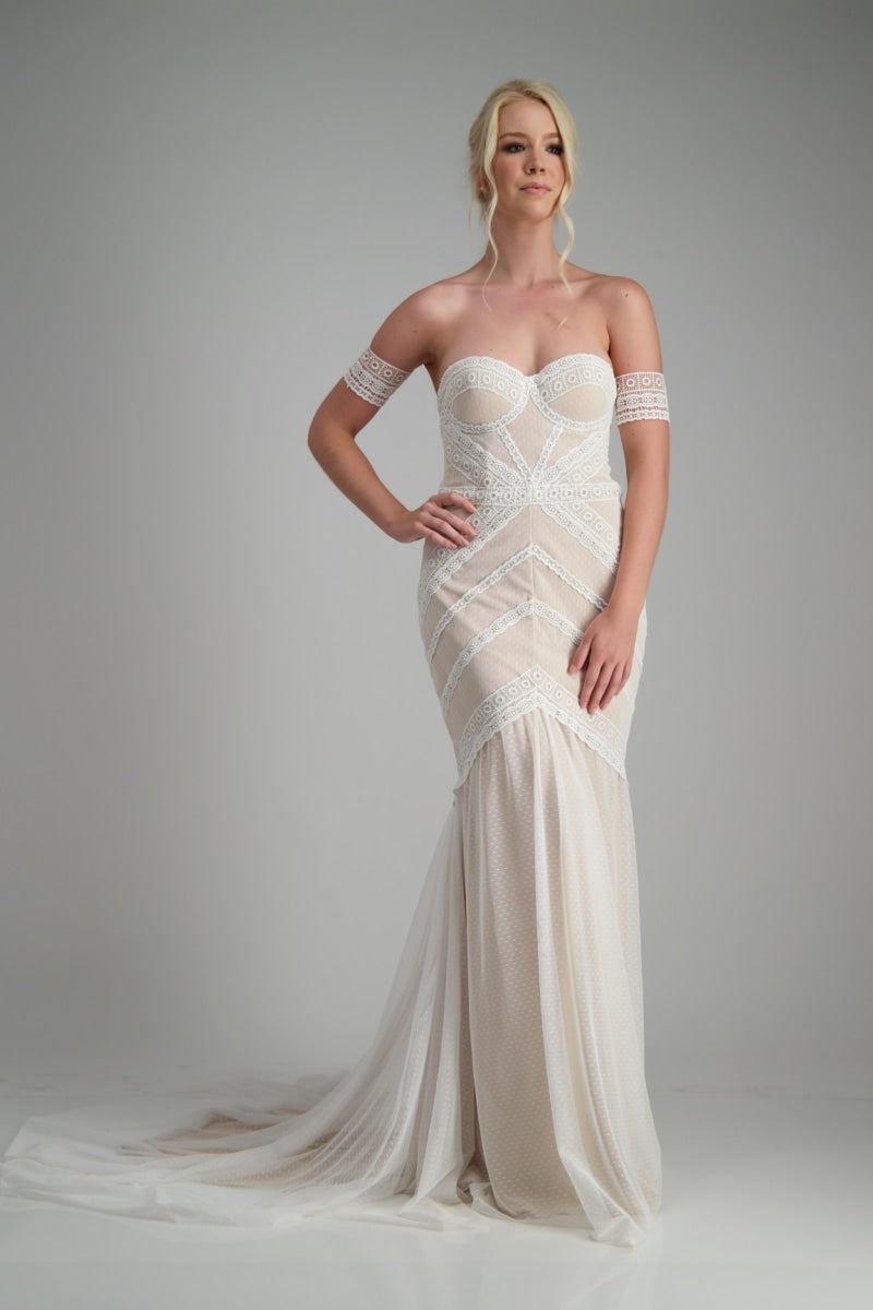 RAINE - Wedding Dress Molteno