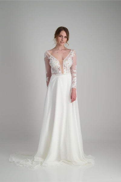 TATUM - Wedding Dress Molteno
