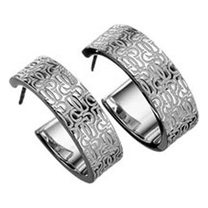 Ladies' Earrings GC Watches CWE90705 Silver (3 Cm)