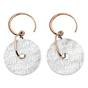 Ladies' Earrings GC Watches CWE10903 Silver (4 Cm)