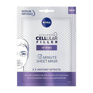 Facial Mask Hyaluron Cellular Filler Nivea