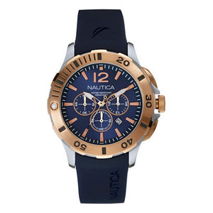 Men's Watch Nautica NAI19506G (44 mm)