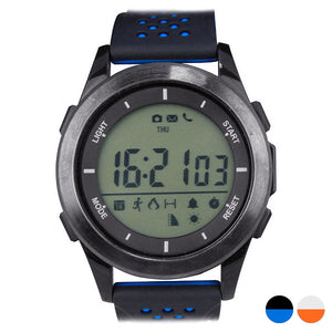 Smart Watch with Pedometer KSIX Fitness Explorer 2 LCD Bluetooth 4.0 IP68