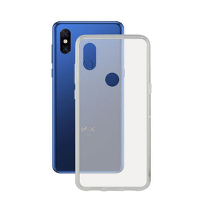 Mobile cover Xiaomi Mi Mix 3 Flex TPU Transparent