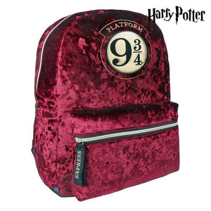 Casual Backpack Harry Potter 72774 Burgundy
